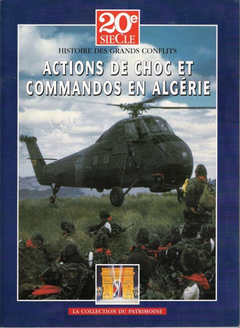 quelques livres sur la guerre d'algérie collection perso Numar140