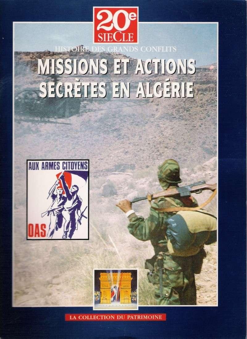 quelques livres sur la guerre d'algérie collection perso Numar141
