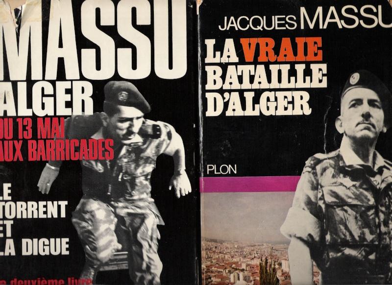 quelques livres sur la guerre d'algérie collection perso Numar142