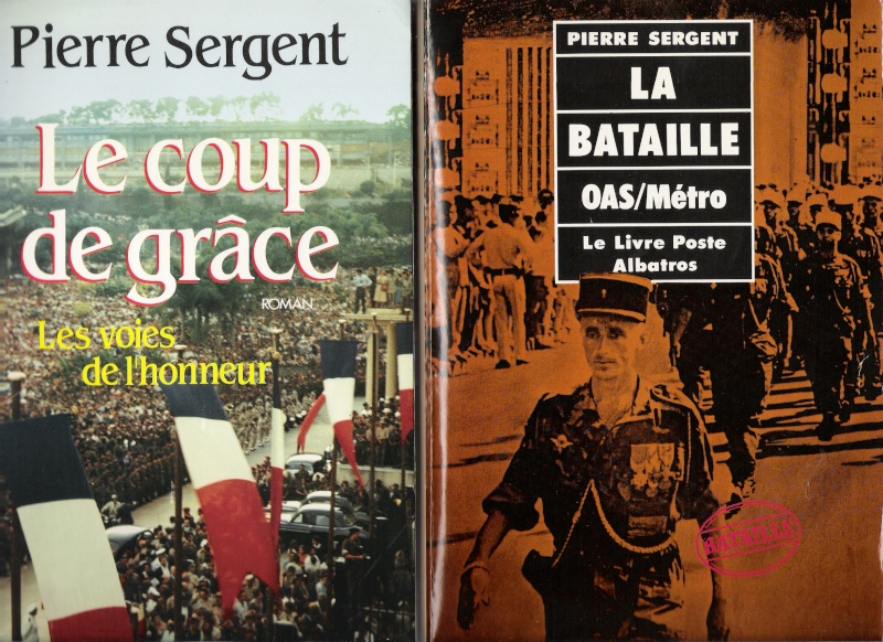 quelques livres sur la guerre d'algérie collection perso Numar148
