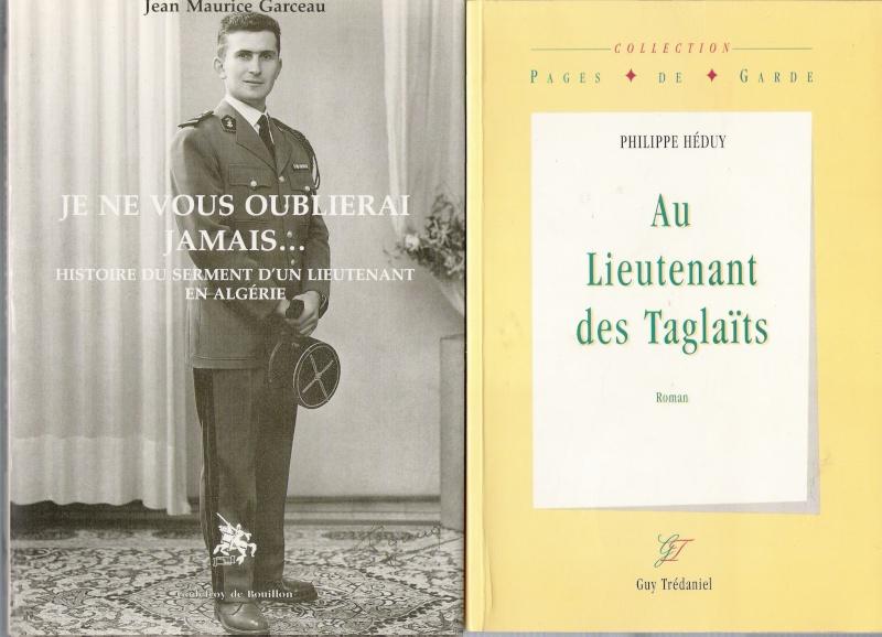 quelques livres sur la guerre d'algérie collection perso Numar150