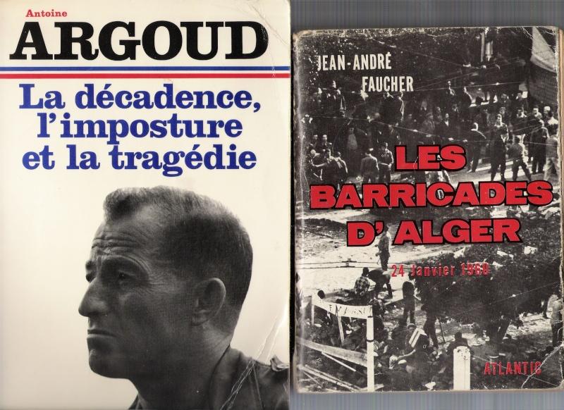 quelques livres sur la guerre d'algérie collection perso Numar153