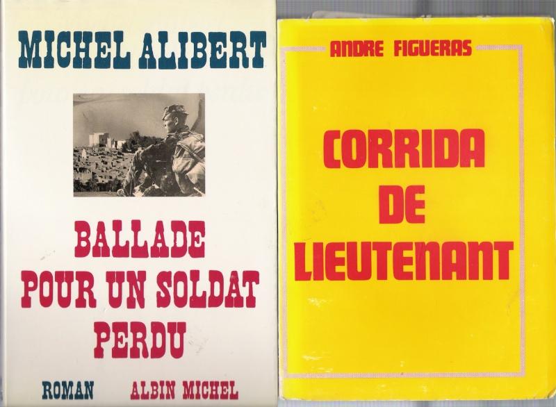 quelques livres sur la guerre d'algérie collection perso Numar157