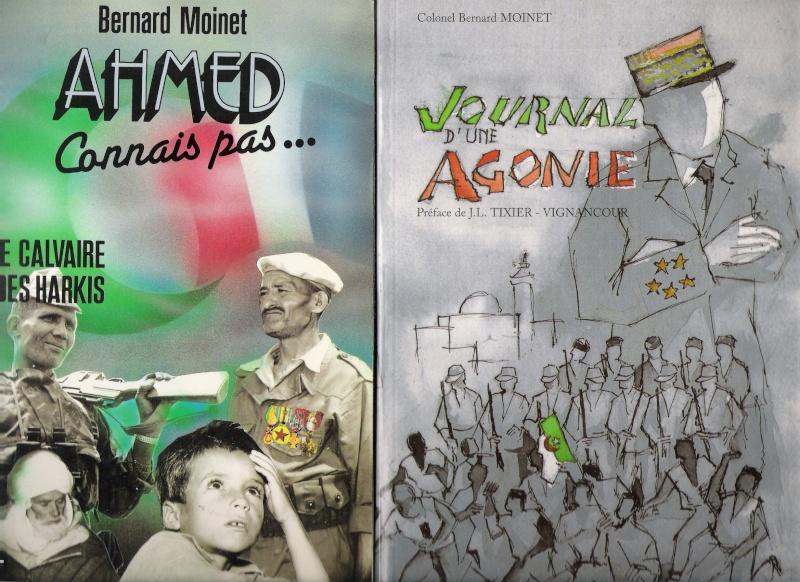 quelques livres sur la guerre d'algérie collection perso Numar165