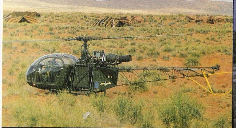 les hélicos fer de lance des troupes d'interventions Numar176