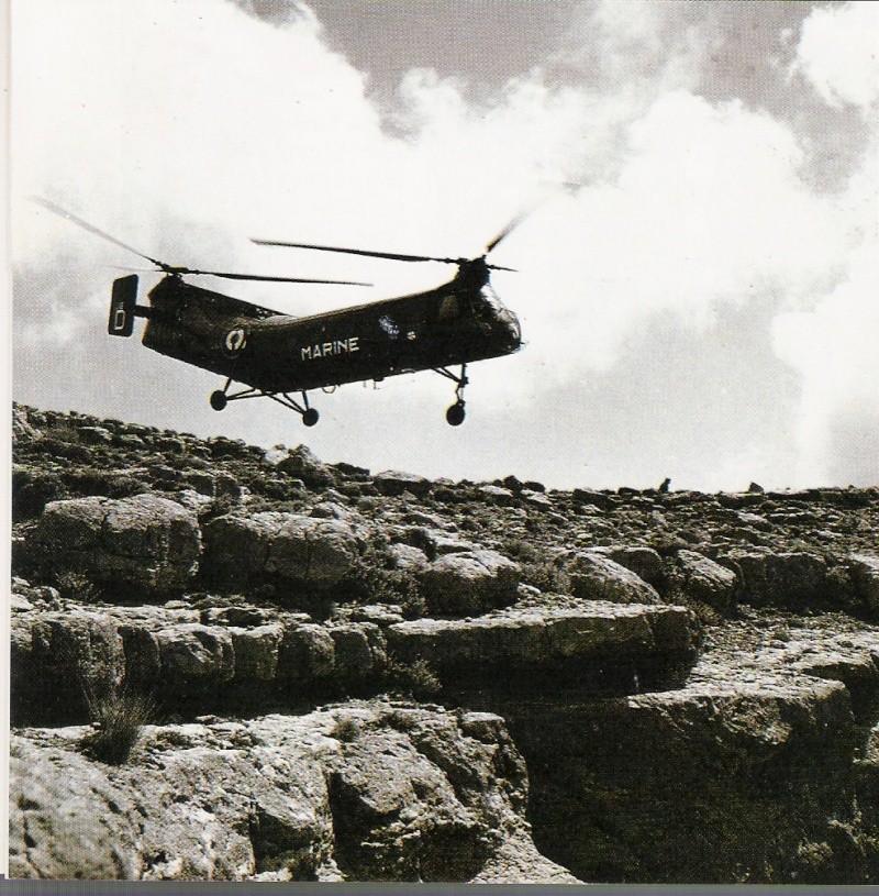 les hélicos fer de lance des troupes d'interventions Numar177