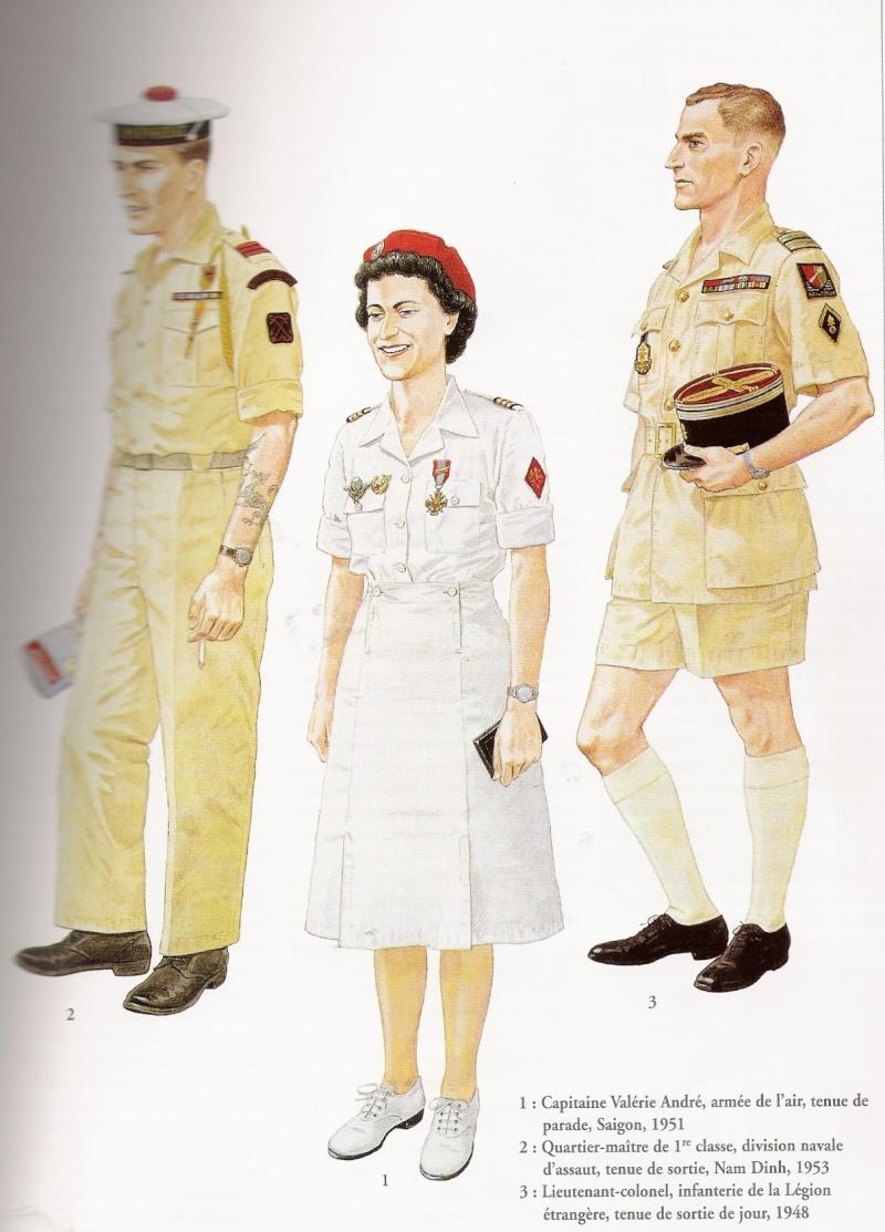 uniformes de la guerre d'indochine Numar216