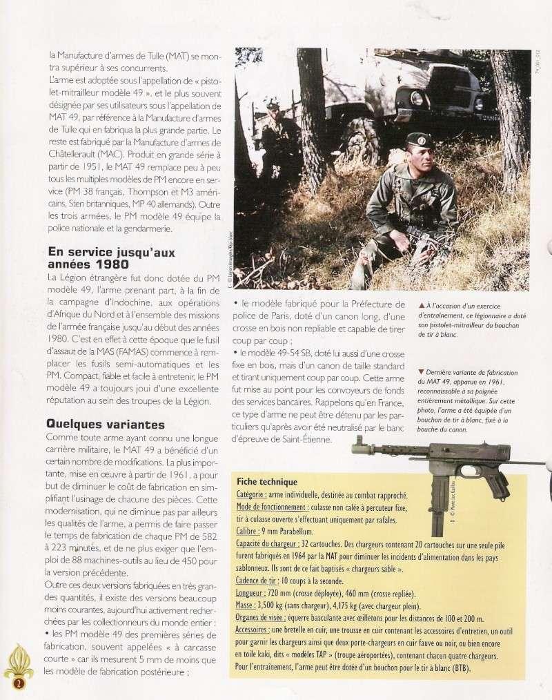 armement la mat 49 Numari91