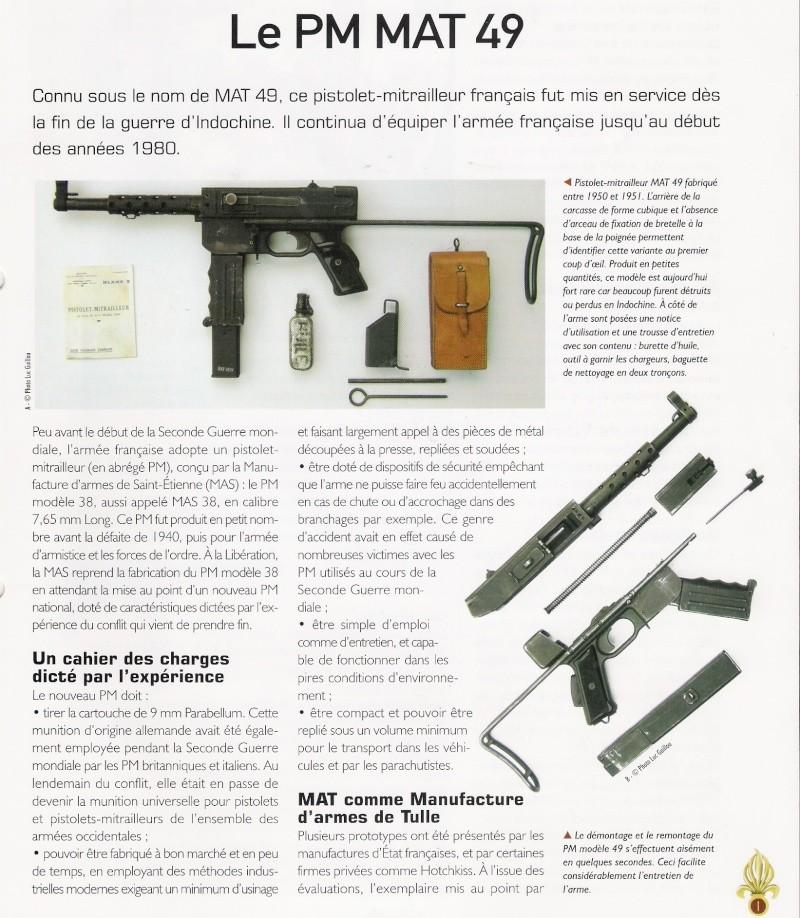 armement la mat 49 Numari92