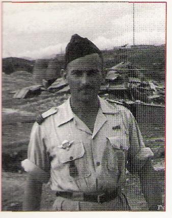 VIEULES François commandant 39-45 - Indochine - Mort en Algérie en 1958 Numari95