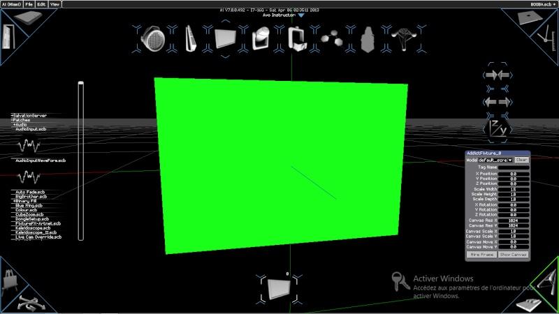 Video Wall Setup Untitl12