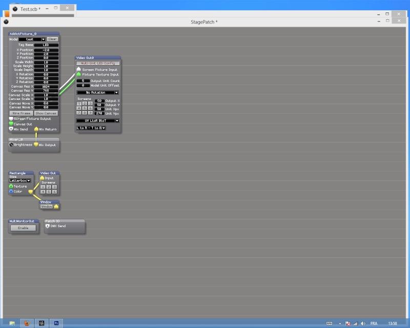 Video Wall Setup Untitl21