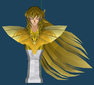 Buste Saint Seiya (Mu du belier) Screen10