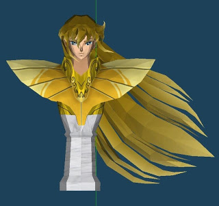 Buste Saint Seiya (Mu du belier) Screen11