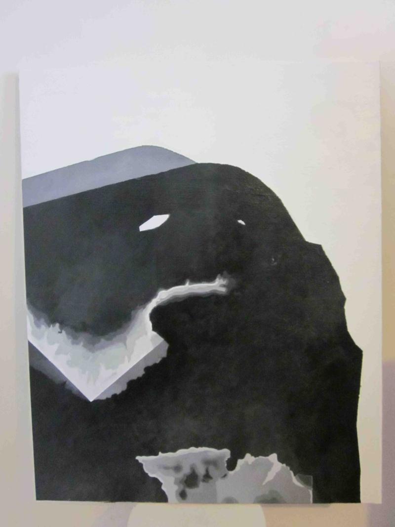 une série à l'encre de Chine Peintu14