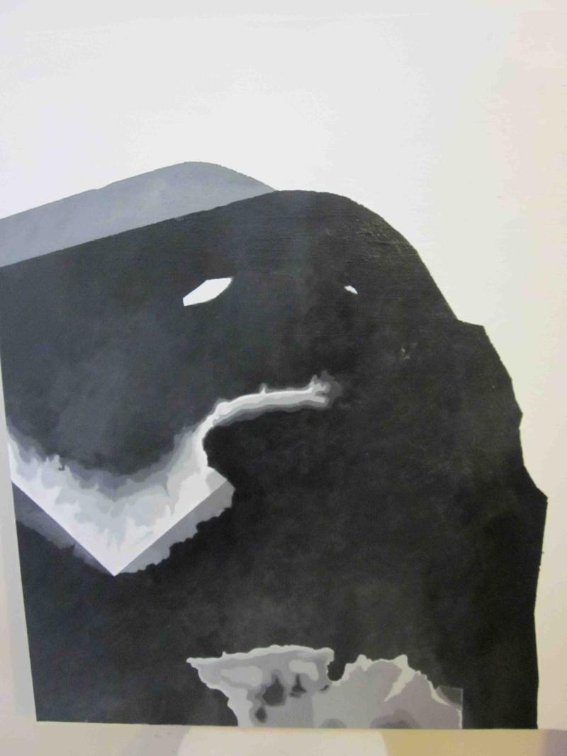 une série à l'encre de Chine Peintu16