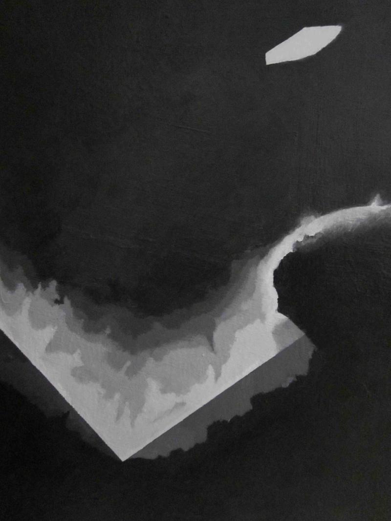 une série à l'encre de Chine Peintu18