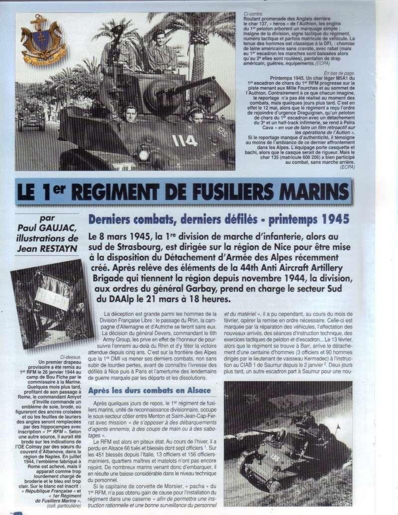 1er régiment de fusiliers marins 1_rfm10