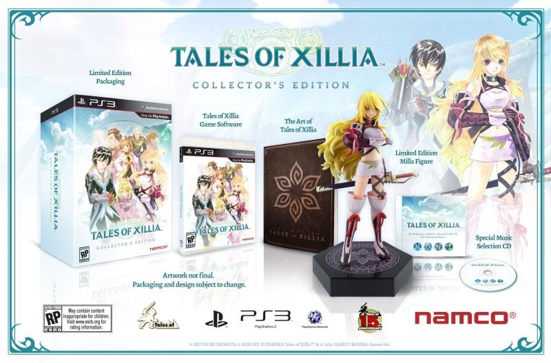 Tales of Xillia FR ....... et d'autres à suivre ?  Tales_10