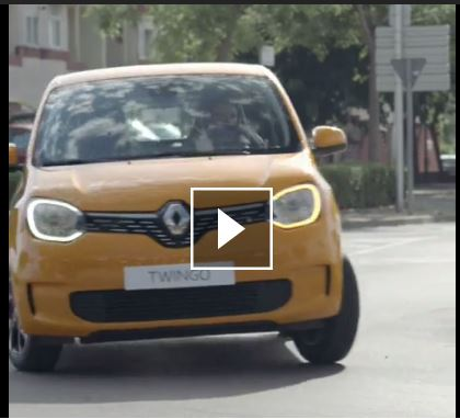 2018 - [Renault] Twingo III restylée - Page 7 Cligno10