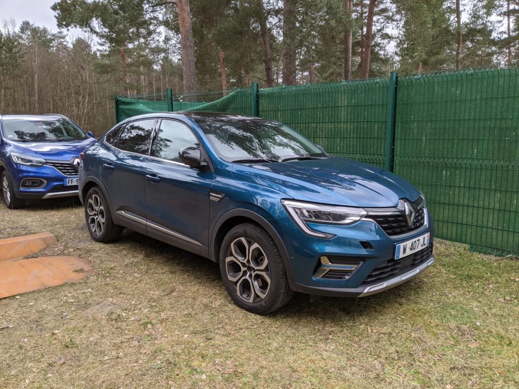 2019 - [Renault] Arkana [LJL] - Page 39 Pxl_2015