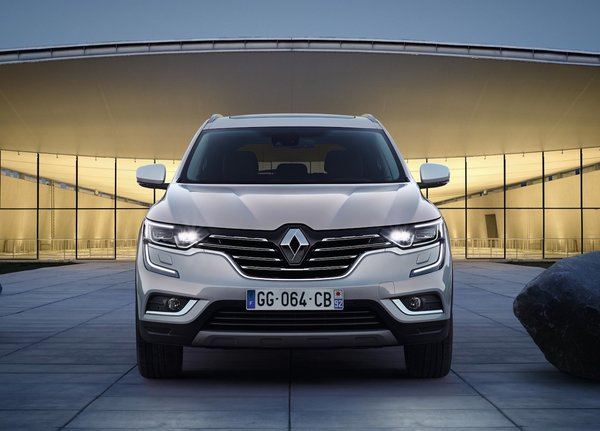 2020 - [Renault] Koleos restylé - Page 2 Renaul10