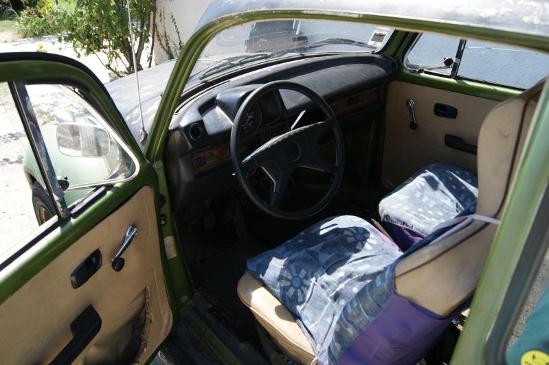 restauration d'une 1303 BIG 1973 Dsc08913