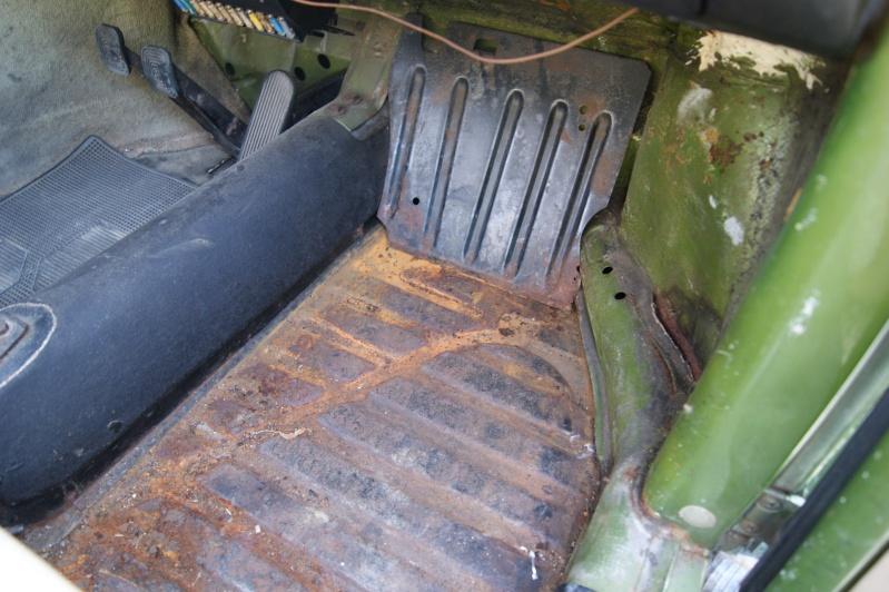 restauration d'une 1303 BIG 1973 Dsc08916