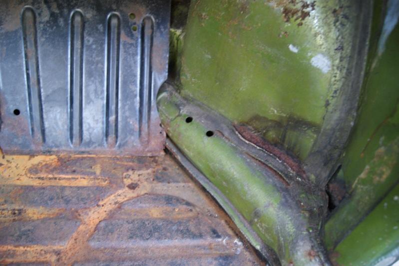 restauration d'une 1303 BIG 1973 Dsc08919