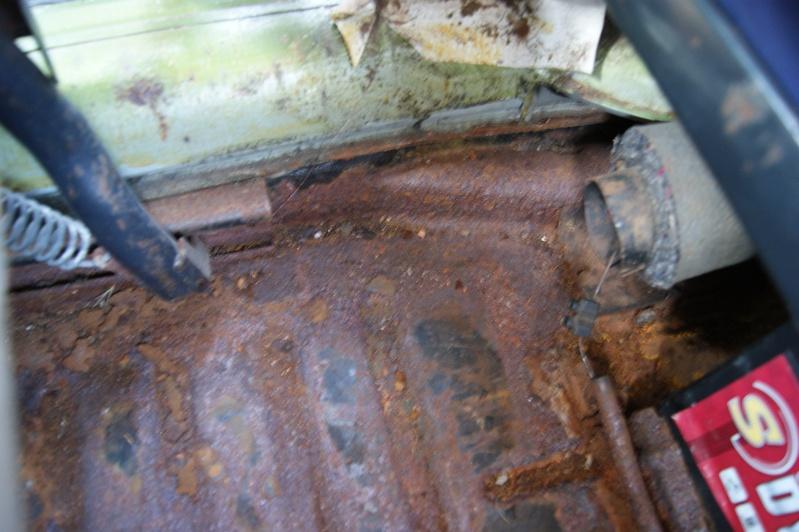 restauration d'une 1303 BIG 1973 Dsc08921