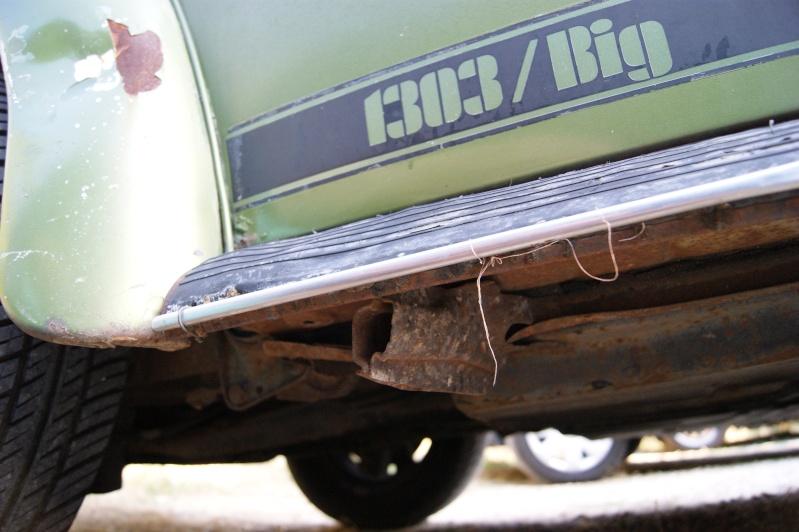restauration d'une 1303 BIG 1973 Dsc08923