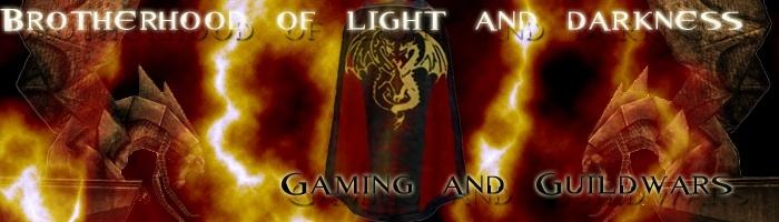 Brotherhood Of Light N Darkness