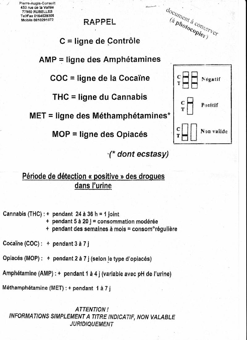 tests salivaires Aq003510