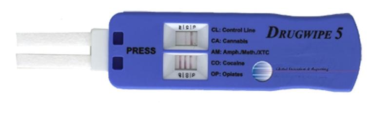 tests salivaires Drugwi10