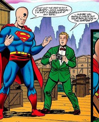 DE TODAS LAS EPOCAS DE SUPERMAN EN SUS 70 AÑOS CON CUAL SE SIENTEN MAS IDENTIFICADOS Y CUAL LES HUBIERA GUSTADO VIVIR MAS A PLENO (PARA LOS MAS JOVENES) Advent15