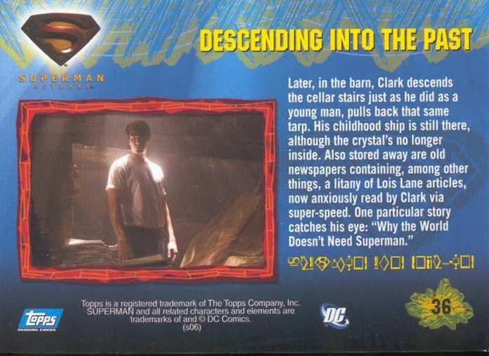 """Algunas de las escenas eliminadas de """"Superman Returns"""" Top36b10"""