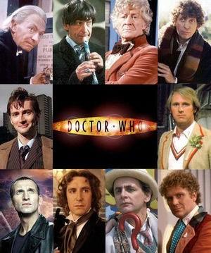 Le Docteur, le Tardis, La Guerre du Temps et autres notions du Whoniverse Dr110