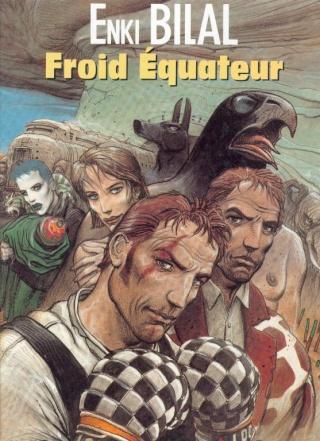 La trilogie Nikopol Froid_11