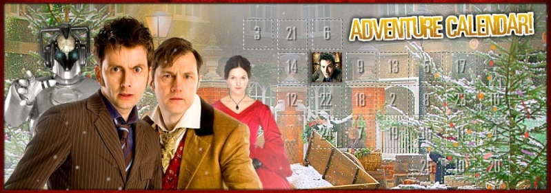 Advent Calendar DW 2008 Yeux10