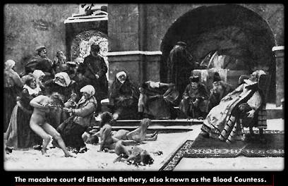 La comtesse Erzsebet bathory Dqgtqg11