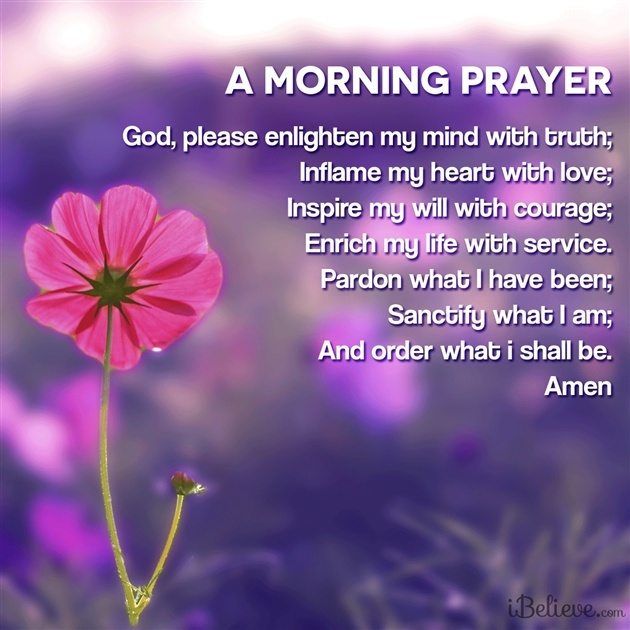 10 Morning Prayers to Use Daily 26383-11
