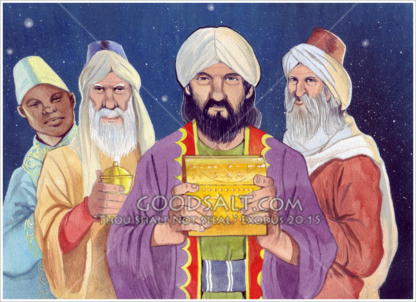 How Did The Magi From The East Know? 4magi-10