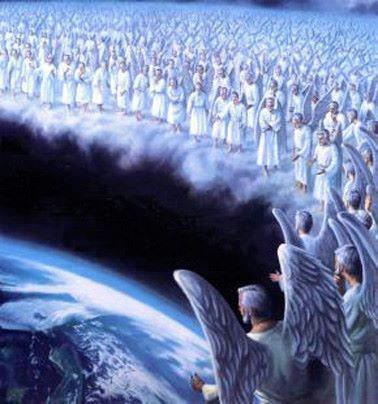 A CHRISTMAS MEDITATION   Angels10