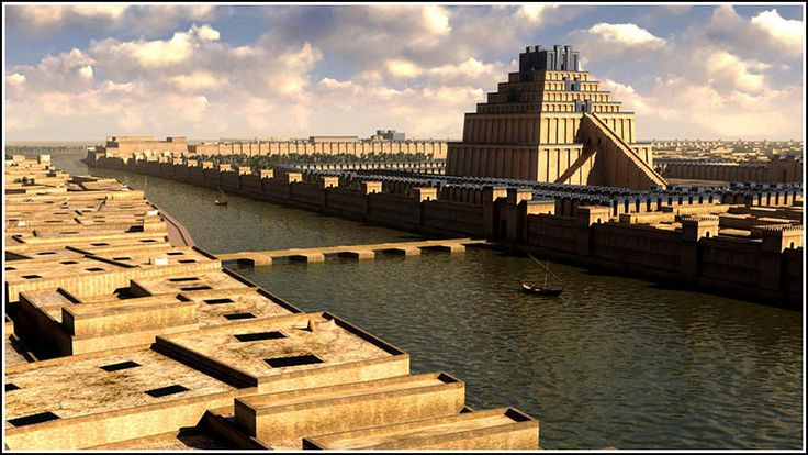 10 Things Christians Should Know about the Tower of Babel Babylo12