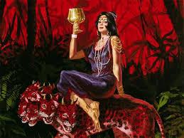 Seduction of God's servants by the prophetess Jezebel Beast_11