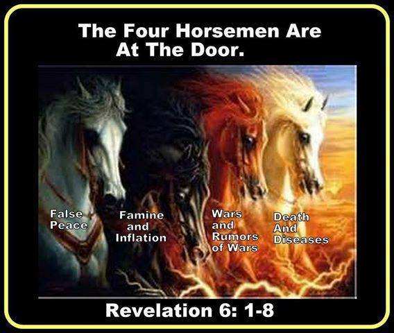 What are the Four Horsemen of the Apocalypse? Horses10