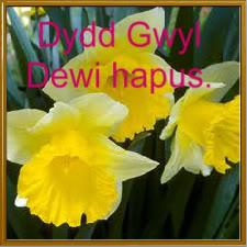 Good Morning Happy St. Davids Day~ Bore Da! Hapis Dydd Gŵyl Dewi Images10