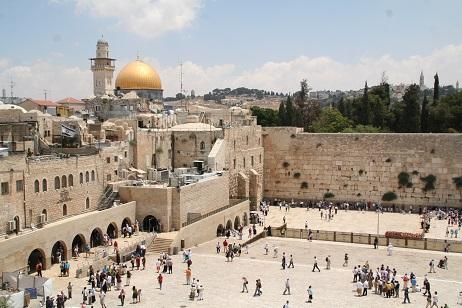 5 Spiritual Disciplines to Lighten Your Load Israel12