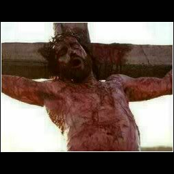 THE SUFFERING SERVANT-ON THE ROMAN CROSS. Jesusb11
