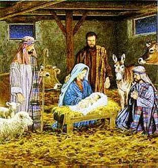 A CHRISTMAS MEDITATION   Jesusb12